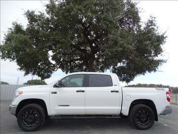 Toyota Tundra For Sale San Antonio Tx