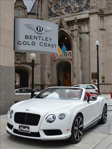 2015 Bentley Continental GTC V8 S for sale in Chicago, IL