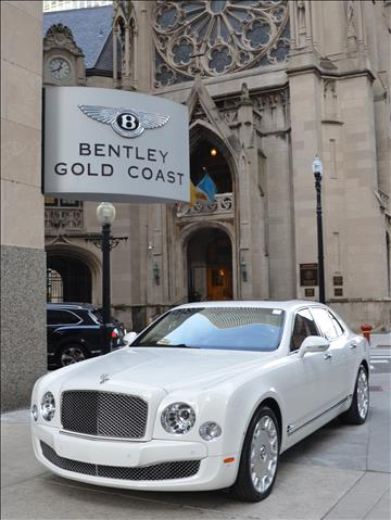 2014 Bentley Mulsanne for sale in Chicago, IL