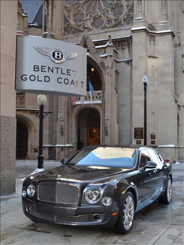 2016 Bentley Mulsanne for sale in Chicago, IL