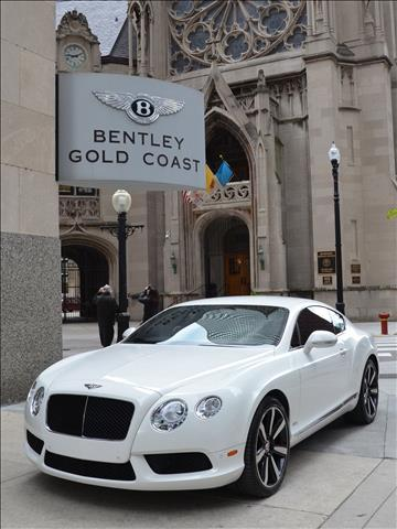 2013 Bentley Continental GT V8 for sale in Chicago, IL