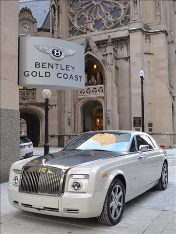 2009 Rolls-Royce Phantom Coupe for sale in Chicago, IL