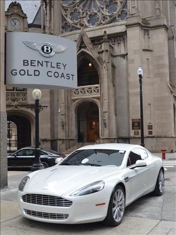 2011 Aston Martin Rapide for sale in Chicago, IL