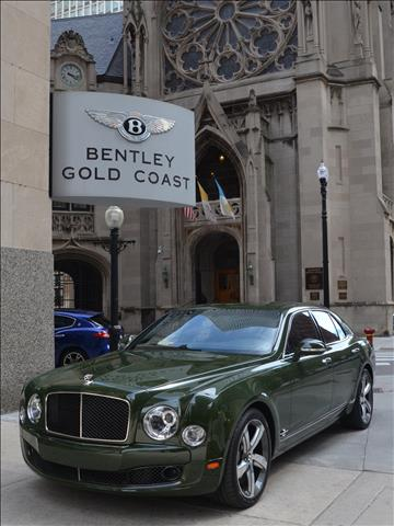 2016 Bentley Mulsanne Speed for sale in Chicago, IL