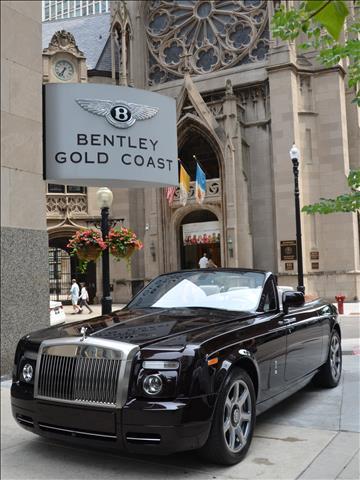 2012 Rolls-Royce Phantom Drophead Coupe