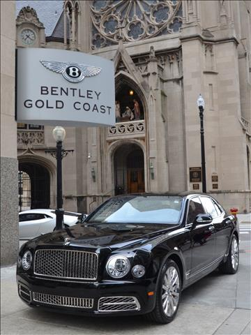 2017 Bentley Mulsanne for sale in Chicago, IL