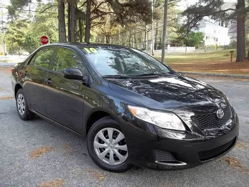 Toyota Corolla for sale in Atlanta GA Carsforsale