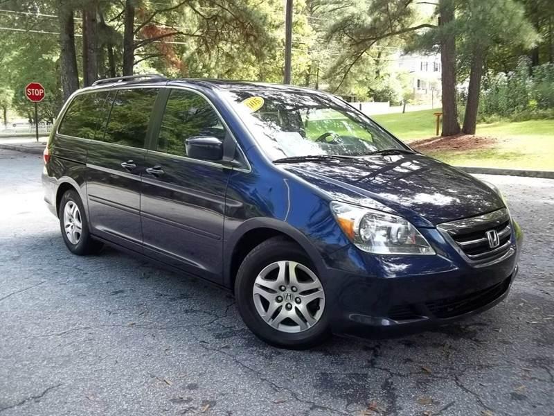 Honda Odyssey for sale in Atlanta GA Carsforsale