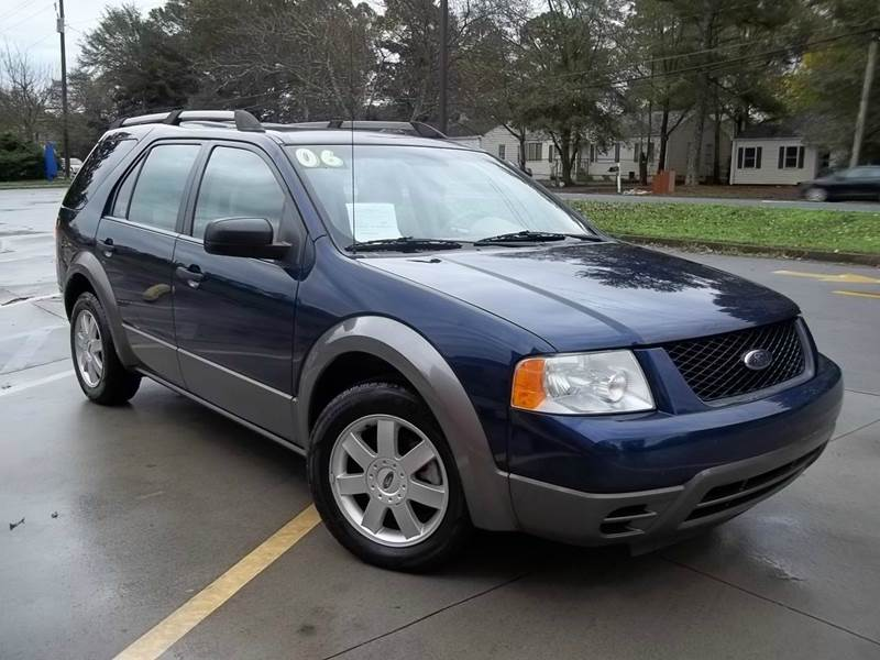 Carriage Nissan Gainesville Ga >> Ford Freestyle for sale in Georgia - Carsforsale.com