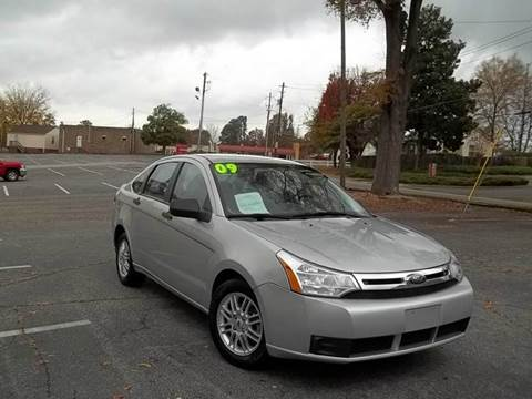 2009 Ford Focus for sale in Marietta, GA