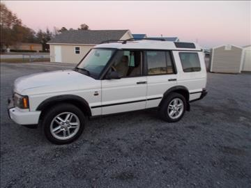 2004 Land Rover Discovery for sale in Hartsville, SC
