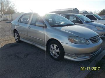 2004 Toyota Corolla for sale in Hartsville, SC