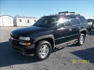 2004 Chevrolet Tahoe for sale in Hartsville, SC