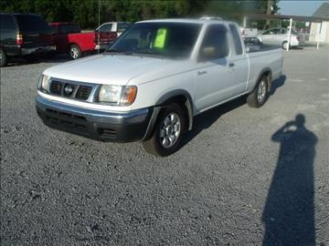 2000 Nissan Frontier for sale in Hartsville, SC