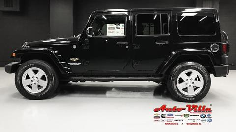 2011 Jeep Wrangler Unlimited for sale in Grayslake, IL