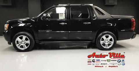 2009 Chevrolet Avalanche for sale in Grayslake, IL