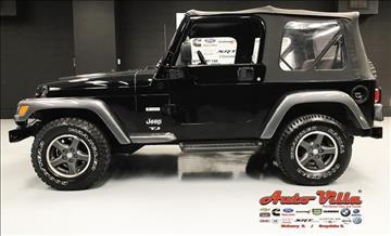 2004 Jeep Wrangler for sale in Grayslake, IL