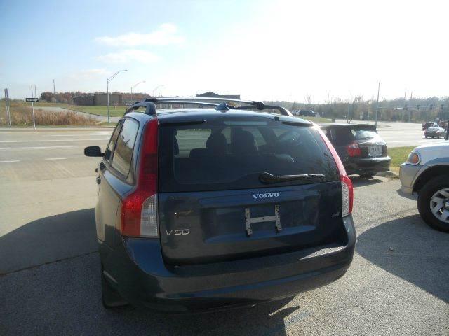 2008 Volvo V50 2.4i 4dr Wagon - Lee'S Summit MO