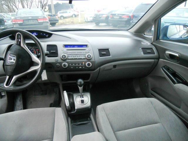 2011 Honda Civic LX 4dr Sedan 5A - Lee'S Summit MO