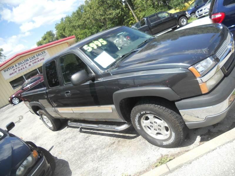 2003 Chevrolet Silverado 1500 4dr Extended Cab LS 4WD LB - Lee'S Summit MO