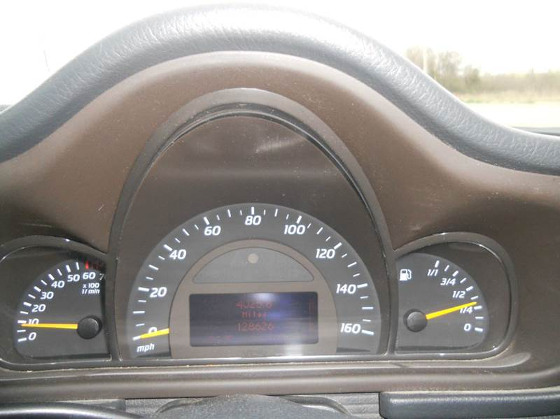 2004 Mercedes-Benz C-Class C 230 Kompressor 2dr Coupe - Lee'S Summit MO