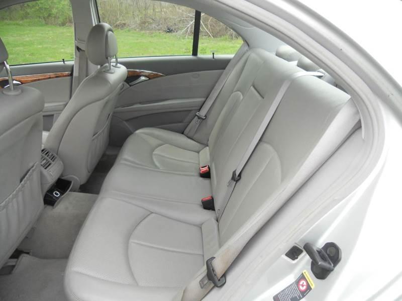 2004 Mercedes-Benz E-Class AWD E 320 4MATIC 4dr Sedan - Lee'S Summit MO