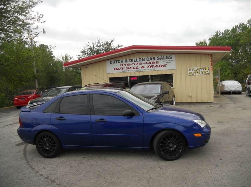 2006 Ford Focus ZX4 SES 4dr Sedan - Lee'S Summit MO
