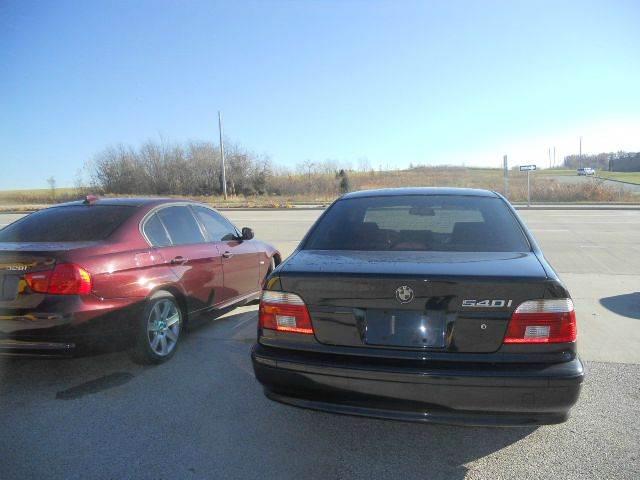 2001 BMW 5 Series 540i 4dr Sedan - Lee'S Summit MO
