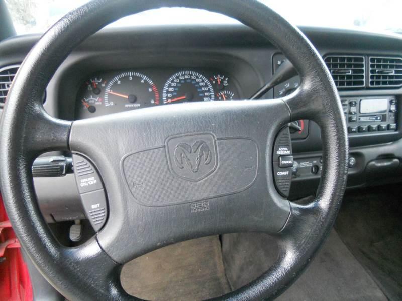 1998 Dodge Dakota 2dr SLT Extended Cab SB - Lee'S Summit MO