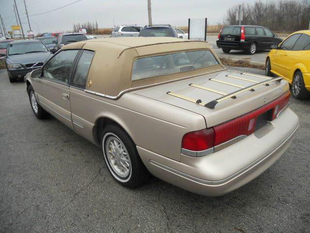 1997 Mercury Cougar XR7 2dr Coupe - Lee'S Summit MO
