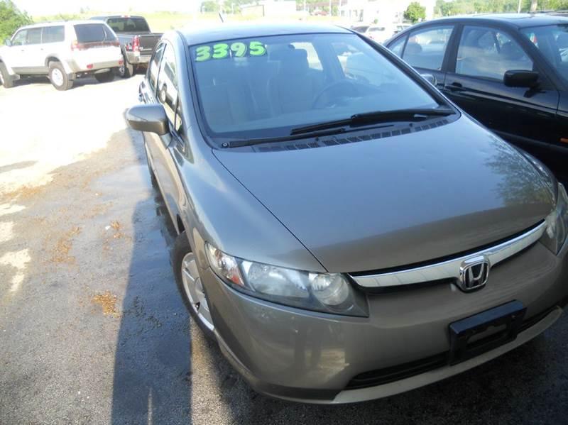 2006 Honda Civic Hybrid 4dr Sedan - Lee'S Summit MO