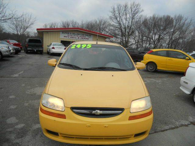 2004 Chevrolet Aveo 4dr Hatchback - Lee'S Summit MO