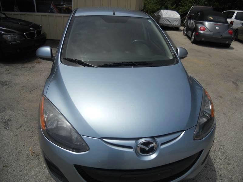 2013 Mazda MAZDA2 Sport 4dr Hatchback 4A - Lee'S Summit MO