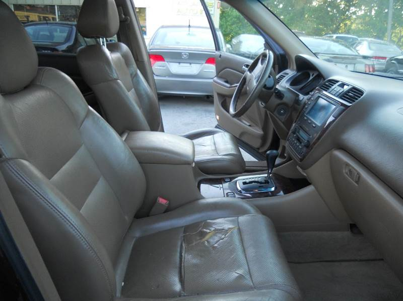 2001 Acura MDX Touring 4WD 4dr SUV - Lee'S Summit MO