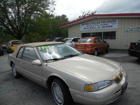 1997 Mercury Cougar for sale in Lee'S Summit, MO