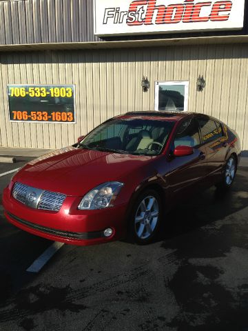 2006 NISSAN MAXIMA SE maroon buy here pay here 122016 miles VIN 1N4BA41E66C842636