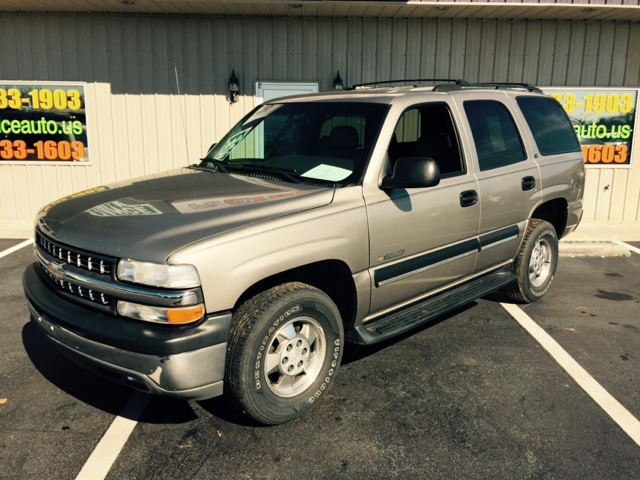2001 CHEVROLET TAHOE 1500 blue buy here pay here 0 miles VIN 1GNEC13T51J144977