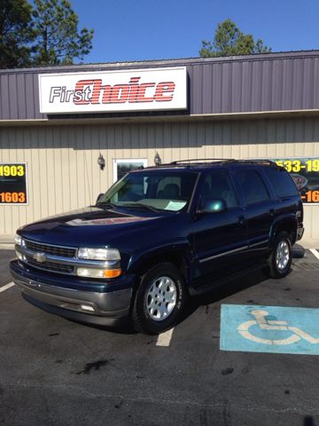 2005 CHEVROLET TAHOE 1500 blue buy here pay here 124899 miles VIN 1GNEC13T25R198924
