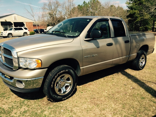 2005 DODGE RAM PICKUP 1500 SLT 4DR QUAD CAB 4WD SB gold buy here pay here axle ratio - 355 bump