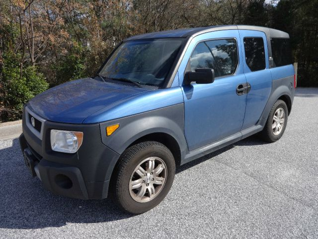 2006 HONDA ELEMENT EX AWD 4DR SUV blue cash abs - 4-wheel air filtration airbag deactivation - o