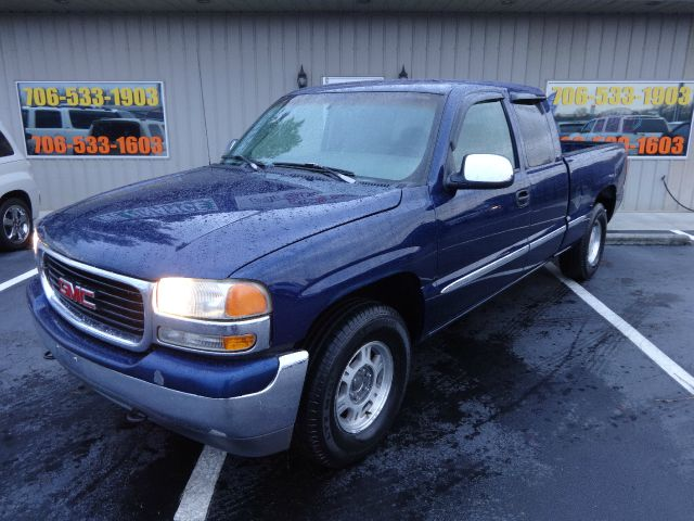 1999 GMC SIERRA 1500 K1500 blue buy here pay here air conditioning power windows power locks