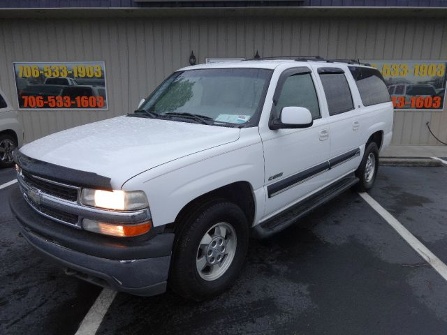 2001 CHEVROLET SUBURBAN 1500 2WD 4DR SUV white buy here pay here air conditioning power windows