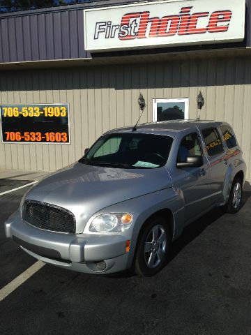 2010 CHEVROLET HHR LS 4DR WAGON silver buy here pay here black chrome packagebright exhaust tipc