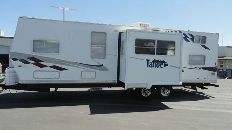 2004 Thor Industries Tahoe  - Placerville CA