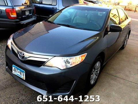 2014 Toyota Camry for sale in Saint Paul, MN