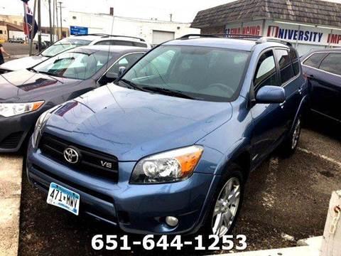 2007 Toyota RAV4 for sale in Saint Paul, MN