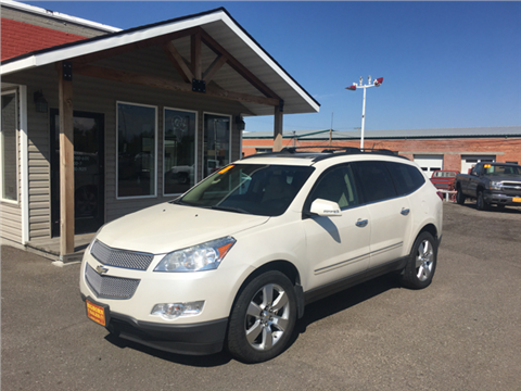 2011 Chevrolet Traverse for sale in Burley ID