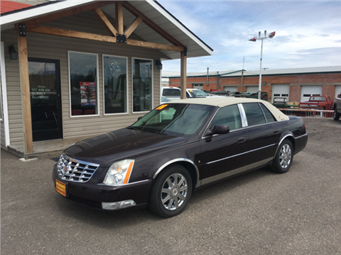 2008 Cadillac DTS for sale in Burley, ID