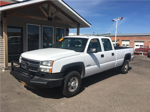 2007 Chevrolet Silverado 3500 Classic for sale in Burley ID