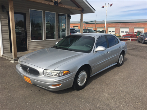 2000 Buick LeSabre for sale in Burley ID
